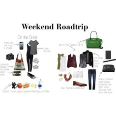 What to Pack for a Weekend Roadtrip