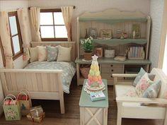 Dollhouse room