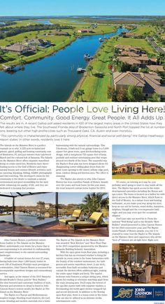 """Advertorial utilizing recent information on Well-Being Poll and Parade of Home, """"Best Builder"""" Awards for John Cannon Homes Custom Home Builders, Custom Homes, Creative Communications, Parade Of Homes, Good Energy, Public Relations, Number One, Cannon, Luxury Homes"""