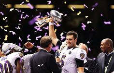 Super Bowl MVP Flacco eyes new contract