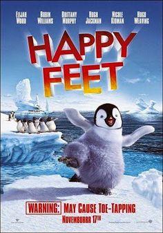 Happy Feet 1 - online 2006