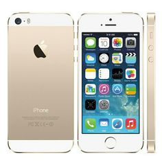 Iphone5s color gold marca Apple