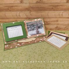 Der Scrapbook Laden Blog   Hier gibt's immer die neuesten Informationen, was sich im Scrapbook Laden so tut. Scrapbook, Easel, Blog, Frame, Mini, Home Decor, Calendar, Tutorials, Projects