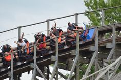 American Thunder: Six Flags St. Louis, MO