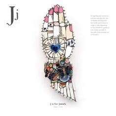 Cleo Mussi - J is for Jewels