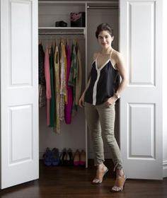 How to (Finally) Streamline Your Closet