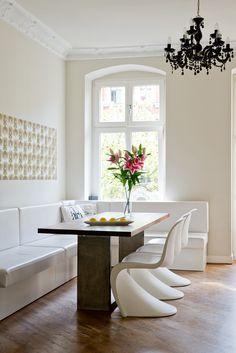 dining room in Berlin Prenzlauer Berg
