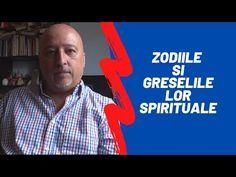 Zodiile si Greselile lor Spirituale - YouTube Youtube, Youtubers, Youtube Movies