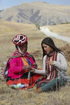Threads of Peru Blog