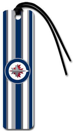 Winnipeg Jets - Collectors Beaded Bookmark