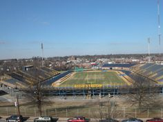 Aggie Stadium, North Carolin A State University, Greensboro NC