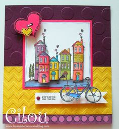 Around the World Stampin'Up! Challenges