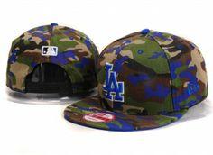 MLB Los Angeles Dodgers Snapback hats (50)