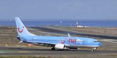 Canary Islands Spotting....Spotters..Aviones : SE-RFX TUIfly Nordic Boeing 737-8K5    LPA/GCLP   ...