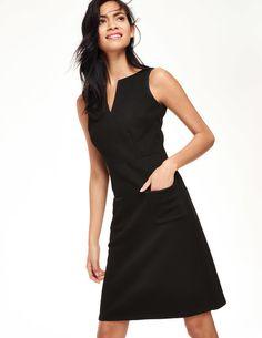 Textured Jacquard Dress WH895 Work at Boden