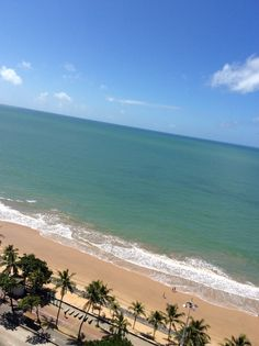 Praia de Boa Viagem, Recife, PE, Brazil