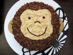 Art and Clasp: Monkey cake!