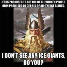 Odin Wins!!! : )