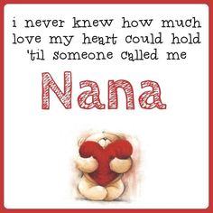 Omgsh yes, when my LulaBelle learned to say Nana, my heart swelled everytime she called for me! I miss those days soooo much. My first grandbaby, my LulaBelle will always hold an extra special place in my heart n soul.