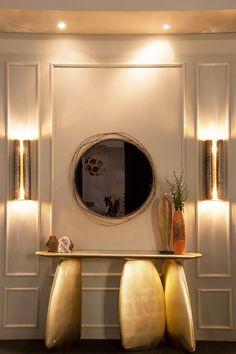 The Best Design Inspiration At Maison et Objet 2016   Home Decor. Living Room Ideas #homedecor #diningroomdesign #maisonetobjet Read more: https://www.brabbu.com/en/inspiration-and-ideas/interior-design/best-design-inspiration-maison-et-objet-2016-far