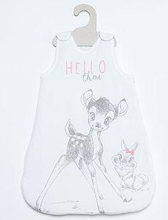 Gigoteuse en velours 'Bambi'                                                                 winnie Bébé garçon  - Kiabi