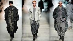Männermode: Kämpfer um die Couture