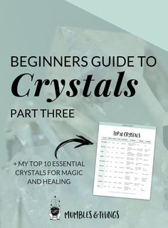 As you use crystals for healing and continue to grow in your journey you may find you want to explore further into the world of crystals. Find out here, click through to read the whole post and download this top 10 crystals for beginners list. Yay! #ontheblognow #crystallovers #crystalhead #crystallover #crystalpower #crystalstones #crystalmeanings
