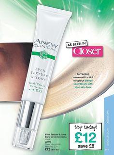 Online Brochure : Campaign 8 Avon Online, Color Blending, Dark Circles, Campaign