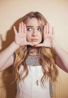 Sabrina Carpenter: See 'Girl Meets World' Star's Yahoo Performance - Today Pin Riley Matthews, Sabrina Carpenter, Pretty People, Beautiful People, Maya, Rowan Blanchard, Wattpad, Girl Meets World, How To Pose
