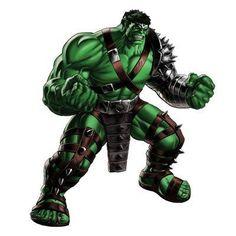 Hulk World War