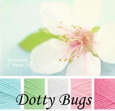 Sherbet, Spring Green, White, Candyfloss, Fondant