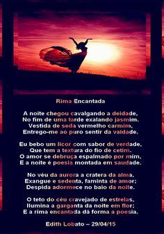 Rima encantada - Blog - Casa dos poetas e das poesias