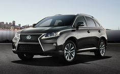 Lexus SUV LEXUS RX 350. A possibility. Classy & understated. Without the total pretense of a Mercedes or BMW.