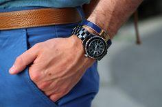 I want that blue bracelet NOW