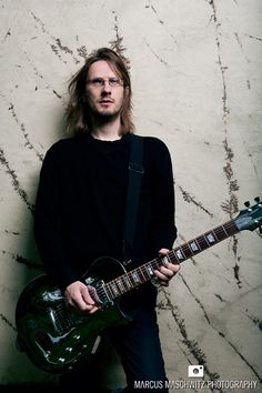Steven Wilson, December 2012 photographed by Marcus Maschwitz