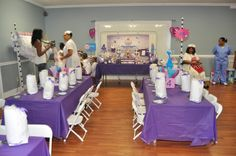 """Photo 38 of 102: Doctor Theme / Birthday """"DocMcStuffins Party"""" 