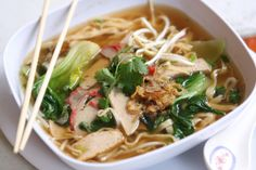 Pho - Thai, Lao, Cambodian Food by Chris Hornaday, via Behance