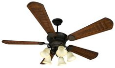View the Craftmade DC Epic Ceiling Indoor / Outdoor Fan for use in Damp Locations with Custom Blade Options at Build.com.