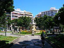 Santa Cruz de Tenerife - Plaza Weyler.