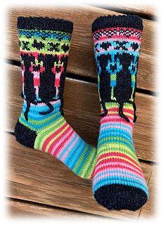 Ravelry: Dog Lovers Socks pattern by Knitwits Heaven Celtic Shamrock, Baby Chicks, Writing Styles, Needles Sizes, Stockinette, Sock Yarn, Best Dogs, Ravelry, North America