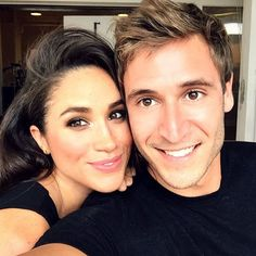 HAPPY BIRTHDAY to this gem of a woman - A true beauty in every way - Miss @meghanmarkle ... #BirthdayShoot #SecretProject #HBD #AlwaysHavingFun Glam: @graceleebeauty @gregwencel by jakerosenberg