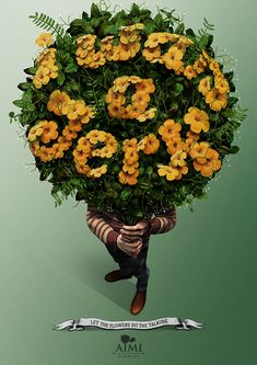 Let The Flowers Do The Talking | Creative Ad Awards