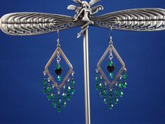 Carribean Queen  (earrings) in Jessi's Garage Sale in Nyack , NY for $25.00. Billy Oceans popular song 'Carribean Queen' inspired these exciting chandelier earrings. Billy Ocean, Chandelier Earrings, Oceans, Garage, Fashion Jewelry, Queen, Popular, Inspired, Carport Garage