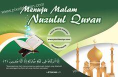 Poster Nuzulul Qu'an