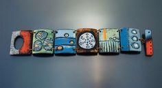 Angela Gerhard Enamel Jewelry