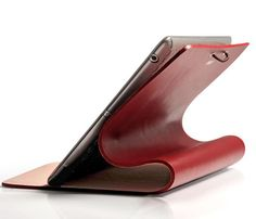 Leather iPad Case Stand