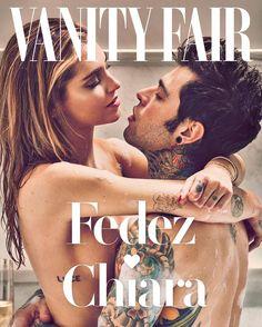 """Vanity Fair Italia (@vanityfairitalia) on Instagram: """"@fedez e @chiaraferragni a nudo su Vanity Fair: «Alla faccia di chi dice che stiamo insieme per…"""""""
