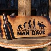 Awesome sings for your mancave.