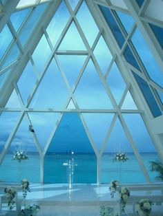 Blue Aster Wedding Chaple - Guam...gorgeous... I wanna get married there...oh, Im already married. lol