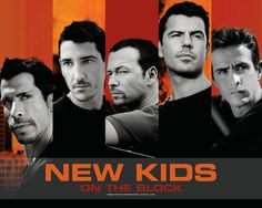 NKOTB New Kids On The Block Checkbook Cover  Choice by MtViewGifts